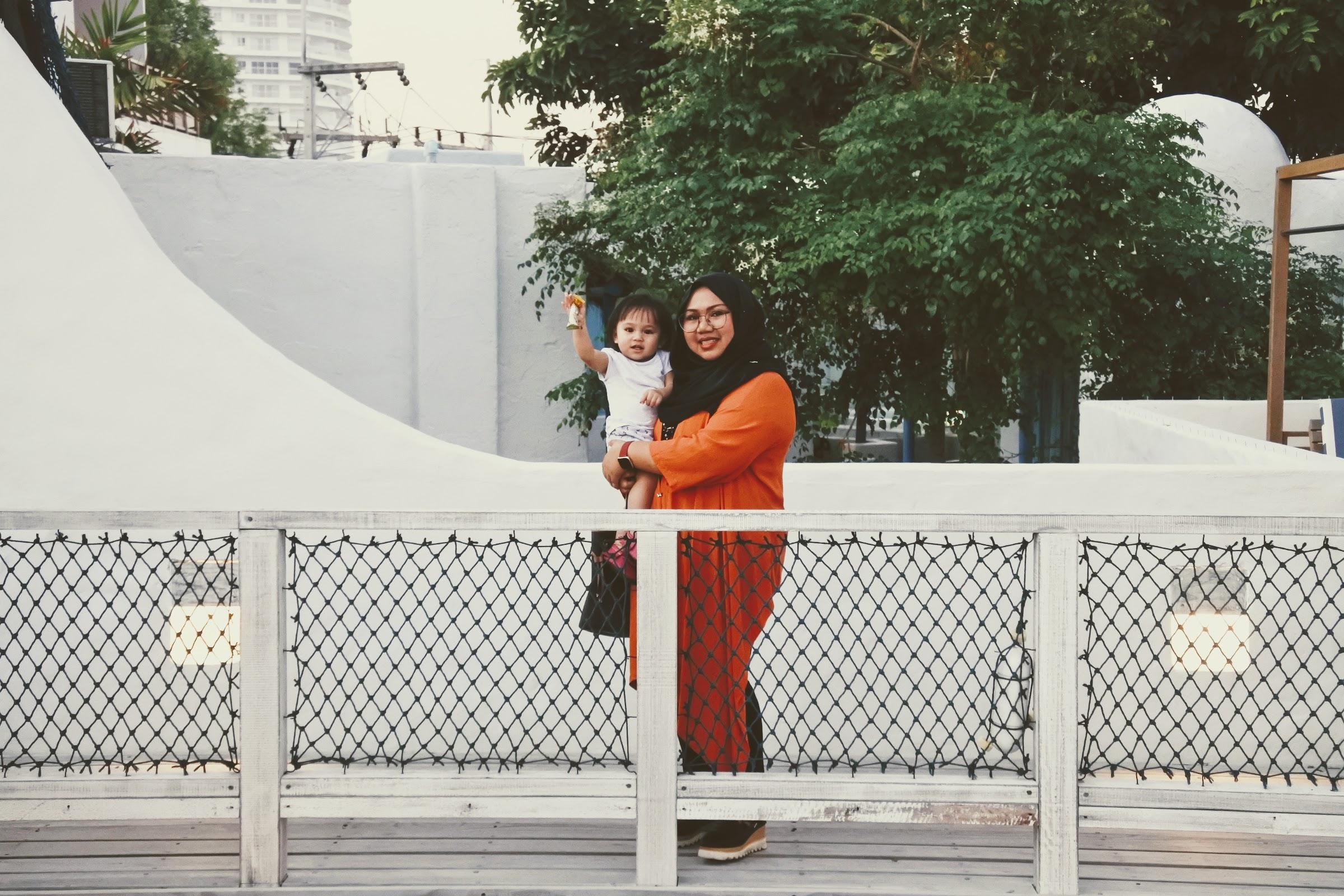 We were happy at Resort de Paskani.