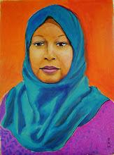 Photo: Portrait of Zainab