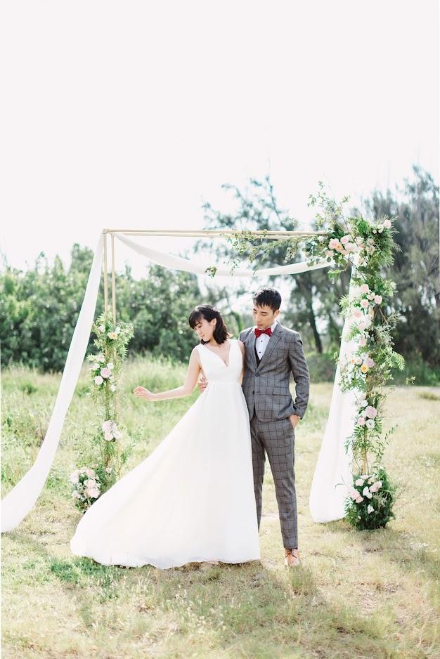 美式婚紗,自助婚紗,Fine art 婚紗 ,便服婚紗, 美式婚禮 ,台中婚紗, 美式婚禮紀錄, Cradle wedding
