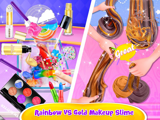 Make-up Slime - Girls Trendy Glitter Slime  screenshots 7