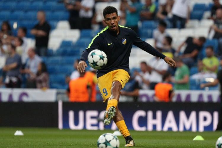 Igor De Camargo était prêt à revenir en Pro League, mais l'APOEL a refusé