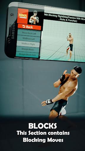 MMA Trainer : ufc,mma,ufc gym,fight home training Apk 1