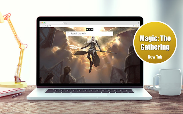 Magic: The Gathering Wallpapers New Tab