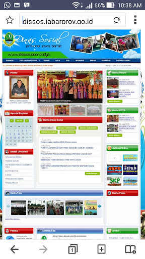 Dinas Sosial Jawa Barat