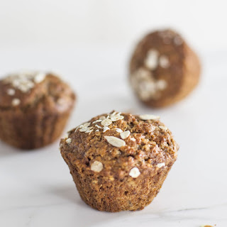 Breakfast Porridge Muffins