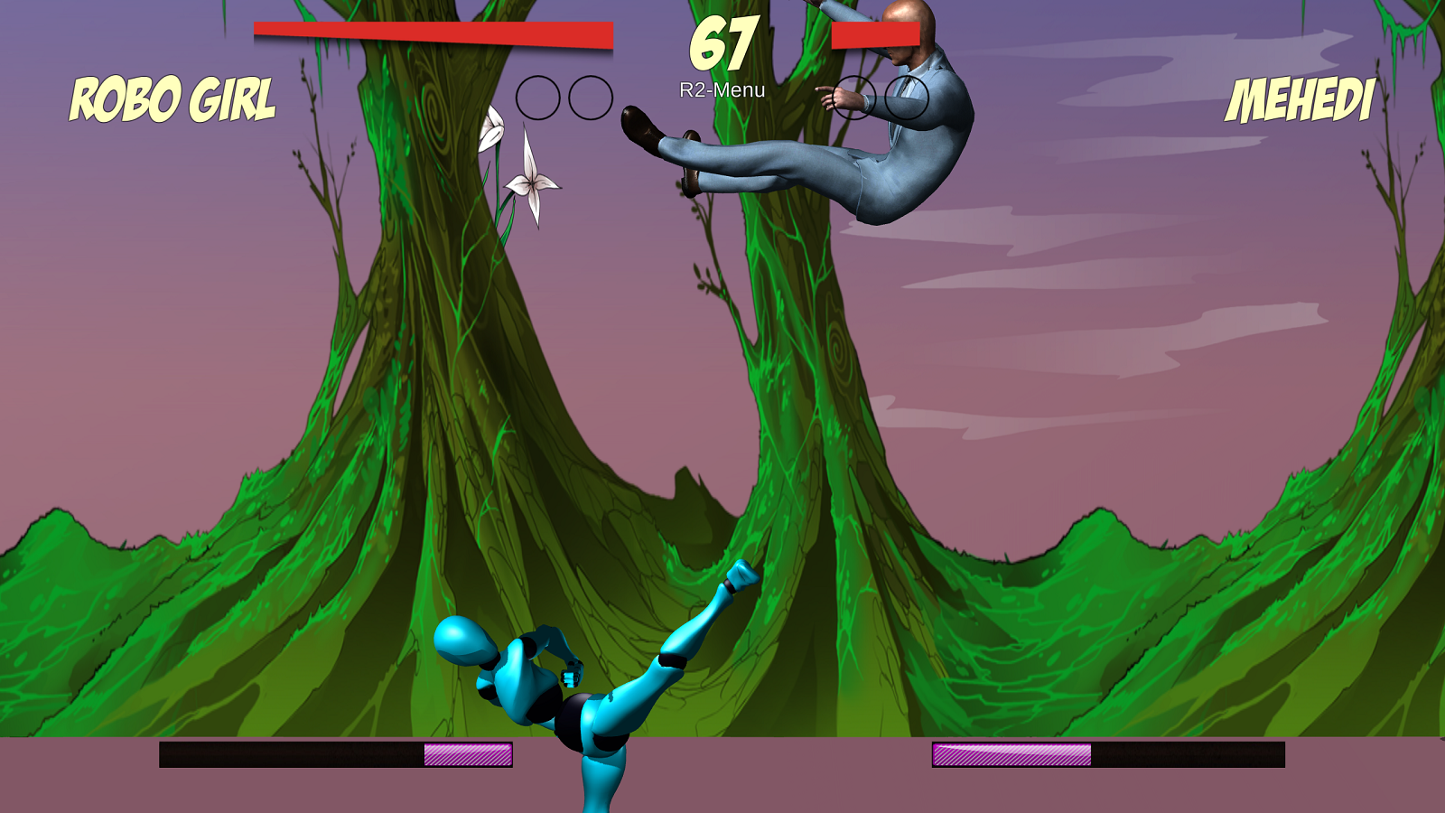 Combat Martial Fighting Game- screenshot