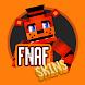 Fnafのスキン-Minecraft™のエディター