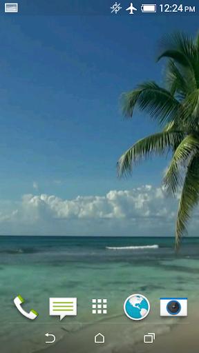 Beach Video Live Wallpaper