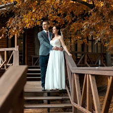 Wedding photographer Oksana Mala (omala). Photo of 09.11.2017
