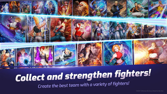 The King of Fighters ALLSTAR Mod