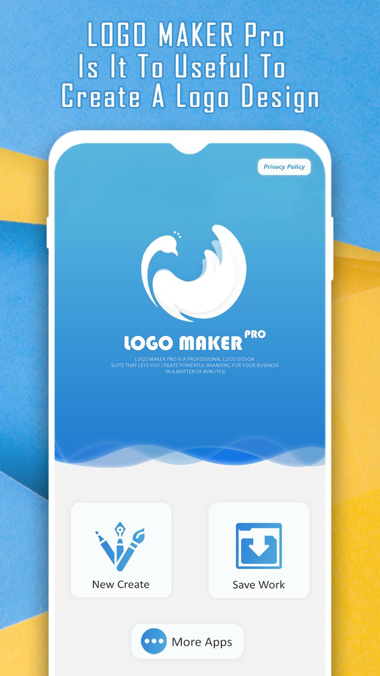 Logo Maker Pro – Free Graphic Design & 3D Logos v2.6 [AdFree] APK [Latest]