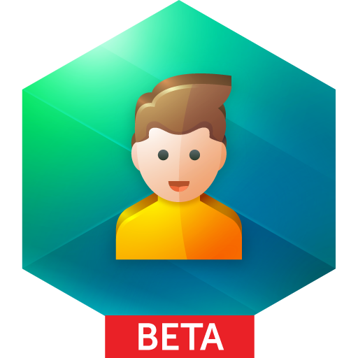Kaspersky SafeKids Beta Icon