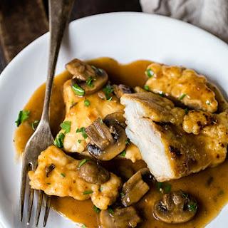 Best Chicken Marsala.