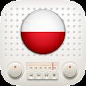Radios Poland AM FM Free icon