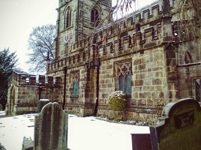 St Michael's Church in Hathersage