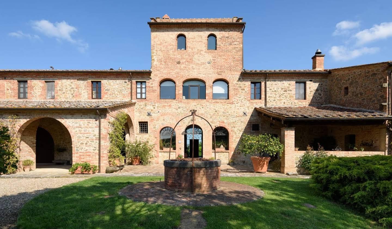 Villa avec jardin Torrita di Siena