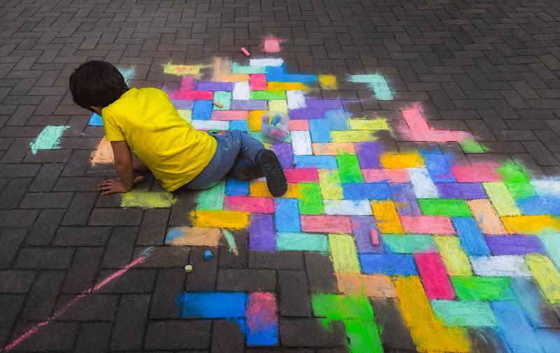 I colori di Lorenzo di Barbara Surimi