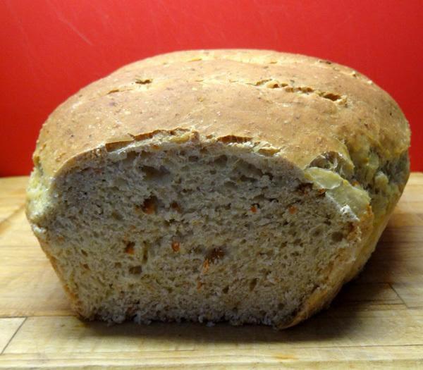 Carrot Yeast Bread (abm) Recipe