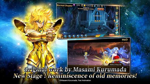 Saint Seiya: Galaxy Spirits (Crystal Battle)  captures d'écran 2