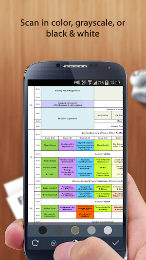 12 Tiny Scanner - PDF Scanner App App screenshot