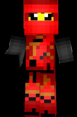 Ninjago Nova Skin