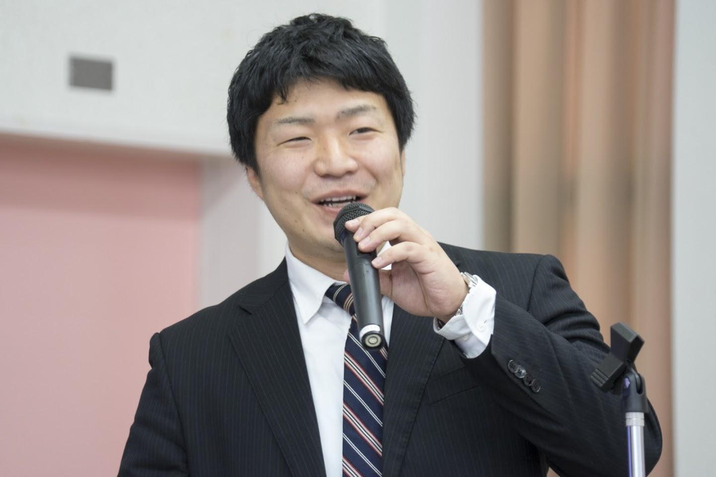 北海道新聞運動部・喜代吉健介 記者