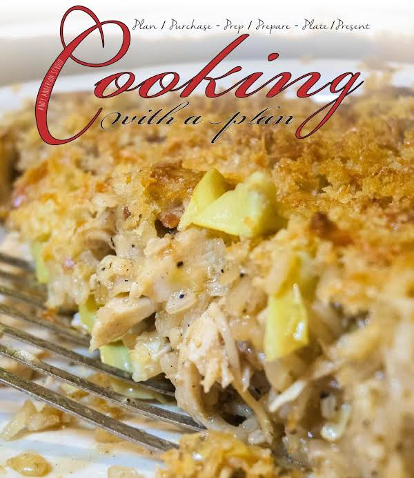 Casserole Essentials:lazy Sunday Chicken Casserole Recipe