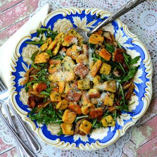 Keto Garlic Gnocchi Recipe