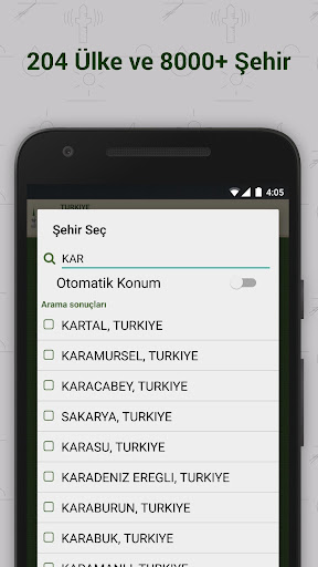 Namaz Vakitleri 3.1.346 screenshots 2
