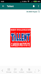 Tallent Career Institute - náhled