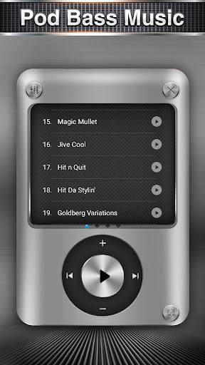 低音均衡音乐 - Ipod风格