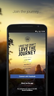 CBC LOVE THE JOURNEY- screenshot thumbnail