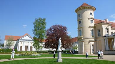 Photo: Zwischen Schloss und Grienericksee
