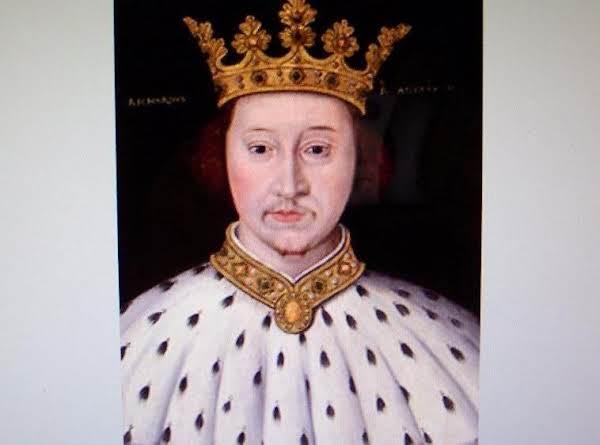The First Tossed Salad Circa-1390-richard Ii Court Recipe