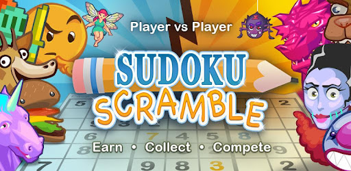 A new way to play Sudoku! Play online or with friends and earn rewards now.