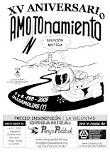 Photo: Póster del AMOTOnamiento 2009