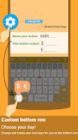 Screenshot of ai.type keyboard Plus + Emoji