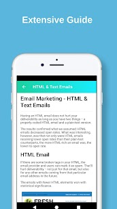 Learn Email Marketing – Email Marketing Course Apk Download For Android 2
