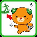 愛媛県避難支援アプリ ひめシェルター 【愛媛県公式】災害・防災情報をお届け icon