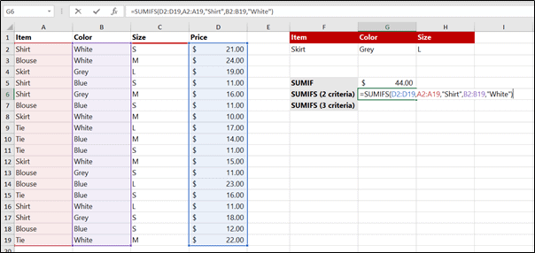 Use text references for Criteria instead of Cell references