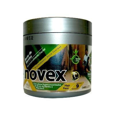 Baño De Crema Novex Broto Bambu Hidrat Prof 210Gr
