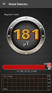 Metal Detector screenshot 02