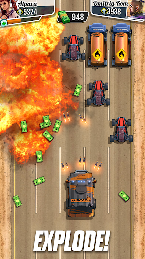 Fastlane: Road to Revenge 1.45.4.6794 screenshots 4