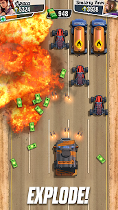 Fastlane: Road to Revenge Apk Download For Android and Iphone Mod Apk 4