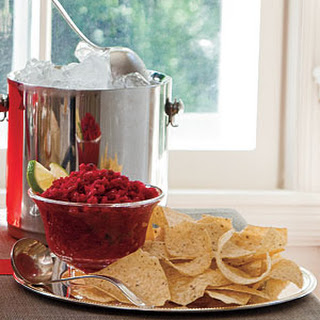 Cranberry-JalapeñO Salsa Recipe
