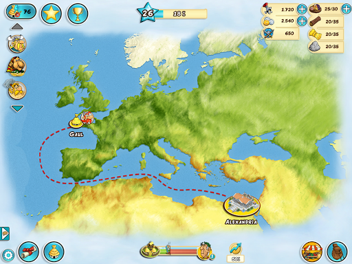 Asterix and Friends screenshot 8
