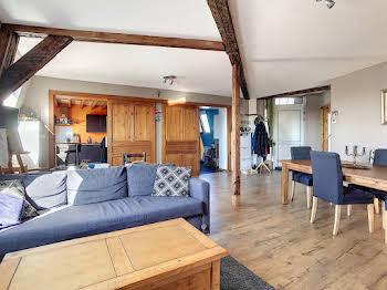 Appartement 3 pièces 83,34 m2