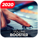 Volume Booster - Mobile Sound Amplifier icon