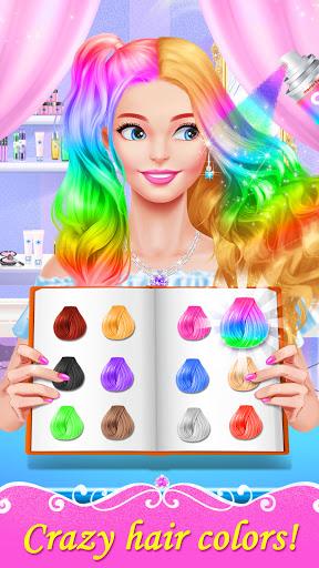 Hair Salon Makeup Stylist  screenshots 1