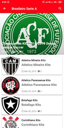 Download Dream Kit Soccer Brasileiro Apk Latest Version App